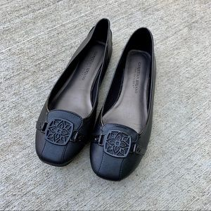 Christian Siriano for Payless Black Flats